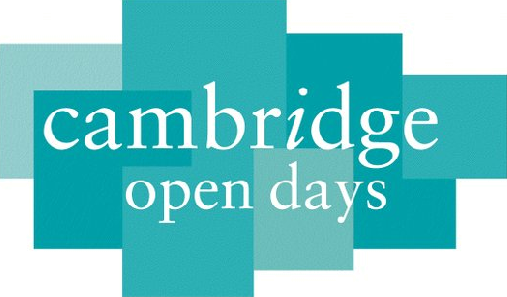 Cambridge Open Days logo