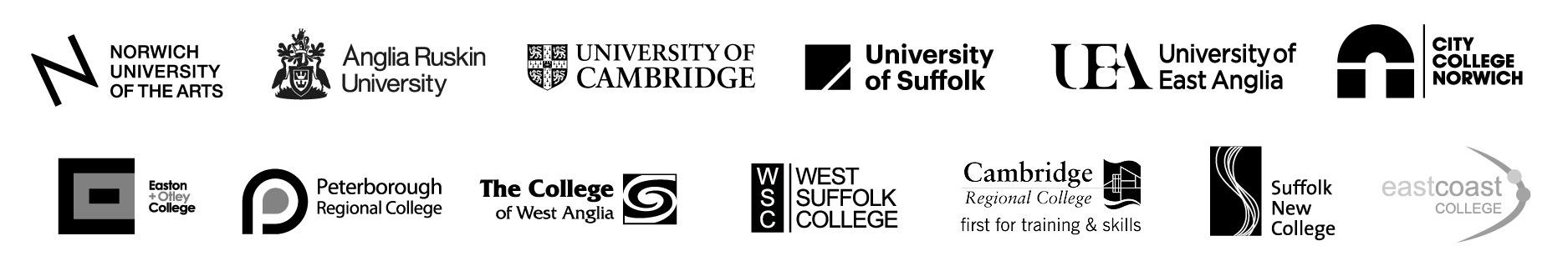neaco partners' logos