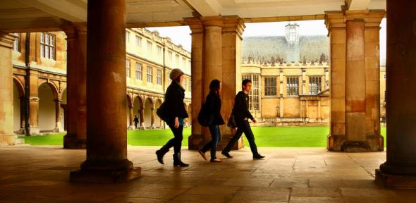 Chances of gaining entrance to a UK university as an international student?