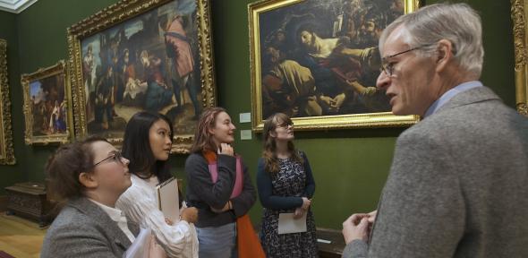 History of Art - Cambridge